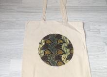 Yellow circle shopper £8