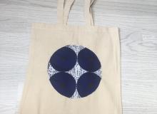 Blue circle shopper £8