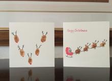 Christmas Card set 8 for £10